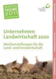 Tagungsmappe Schweine.pdf - Ökosoziales Forum