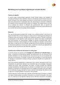 Synthèse du workshop pour la pratique organisé ... - Oekotoxzentrum - Page 2