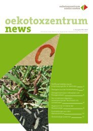 Oekotoxzentrum News 4, Mai 2012 PDF