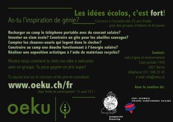 Download Flyer du concours (pdf)