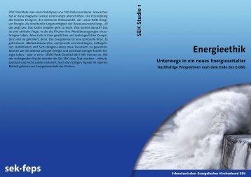 """Download """"Energieethik"""" - oeku Kirche und Umwelt"""