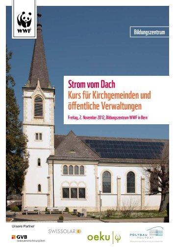 Programm - oeku Kirche und Umwelt