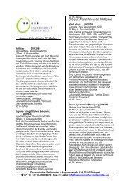 Ausgewählte aktuelle AV-Medien - Ökumenischer Medienladen