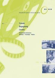 Medienarbeit mit Senioren (PDF, 3 MB) - Ökumenischer Medienladen
