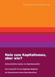 Festschrift - Ökumenisches Netz Rhein-Mosel-Saar