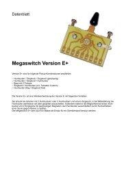Megaswitch E+ - Eyb Guitars & Basses
