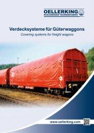 Verdecksysteme für Güterwaggons - Schleswiger Tauwerkfabrik ...