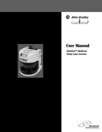 Allen Bradley Safety Scanner Hardware Manual - Unison International