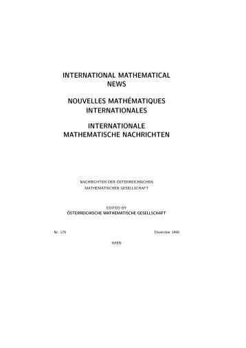 Eine Herausforderung für die Mathematik(didaktik)?