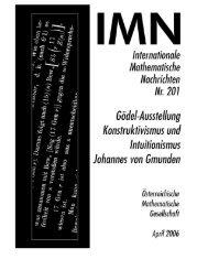 201 - Österreichische Mathematische Gesellschaft