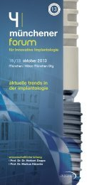 Programm als PDF (1.53 MB) - Oemus Media AG