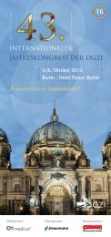 Programm als PDF (2.27 MB) - Oemus Media AG