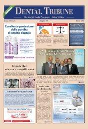 Eccellente protezione dalla perdita di smalto ... - Oemus Media AG