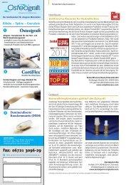 Der Goldstandard - Oemus Media AG