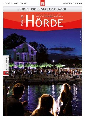 Nymphen am Phoenix-See - Dortmunder & Schwerter Stadtmagazine