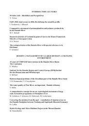 INTRODUCTORY LECTURES 50 Jahre IAD – Rückblick und ...