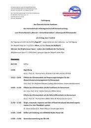 Details siehe PDF - OEN-IAD