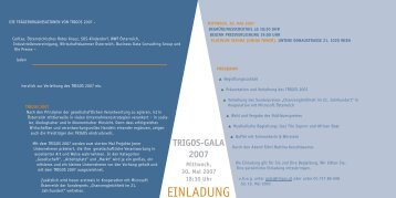 trigos-gala 2007 - OeNWE