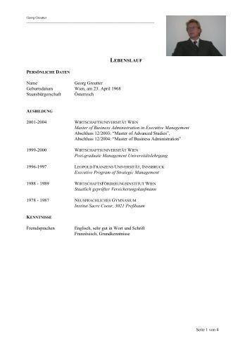 Niedlich Beispiel Journalist Lebenslauf Fotos - Entry Level Resume ...