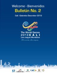 5 - IWGA Bulletin - 2 - International Canoe Federation