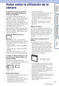 Guía práctica de Cyber-shot - Sony - Page 3