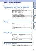 Guía práctica de Cyber-shot - Sony - Page 5