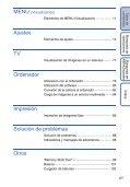 Guía práctica de Cyber-shot - Sony - Page 6