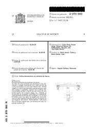 2070083 . RR - Oficina Española de Patentes y Marcas