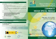 Information and Registration Director: Organisation: