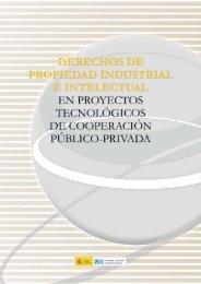 Derechos de Propiedad Industrial e Intelectual en Proyectos ...