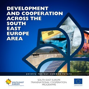 development and cooperation across the south east europe area