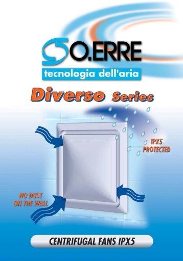 Diverso - O.ERRE SpA Home Page