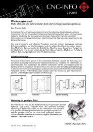 Werkzeugkonzept - OERTLI Werkzeuge AG