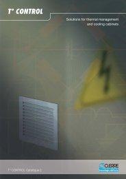 t° ventilation - O.ERRE SpA Home Page