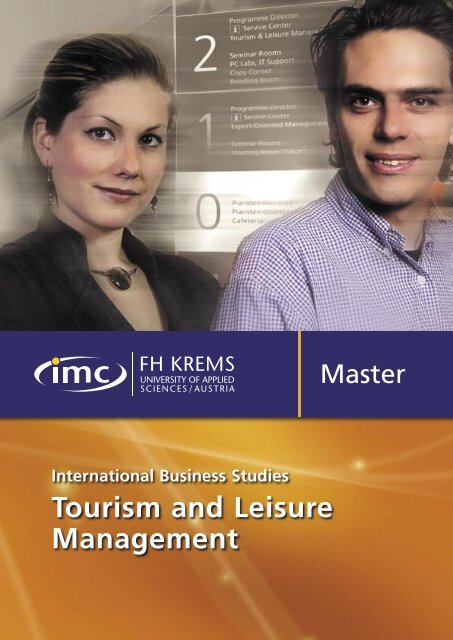 Tourism and Leisure Management