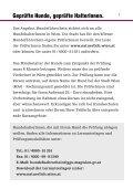 Folder Wiener Hundeführschein - Page 7