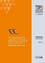EPOSA - Österreichisches-Sprachen-Kompetenz-Zentrum
