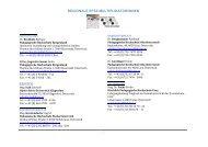REGIONALE EFSZ-MULTIPLIKATOR/INNEN
