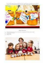 Instructions pour décorer les pots avec des mosaïques en PDF