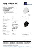 LED PANEL RUND - oettlitronic - Page 3