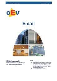 1 - 2011 - Österreichischer Email Verband
