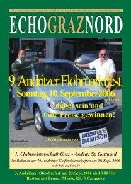 134. August - bei der ÖVP Andritz