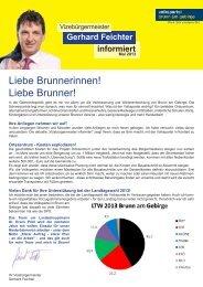 Ausgabe Mai 2013 - Österreichische Volkspartei Brunn am Gebirge
