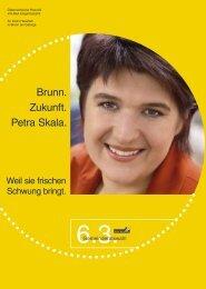 zweiter Folder.indd - Österreichische Volkspartei Brunn am Gebirge