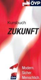 Kursbuch 5.0 - Österreichische Volkspartei Brunn am Gebirge
