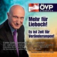 Folder FINAL - ÖVP Lieboch