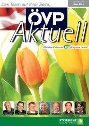 März 2009 - ÖVP Lieboch