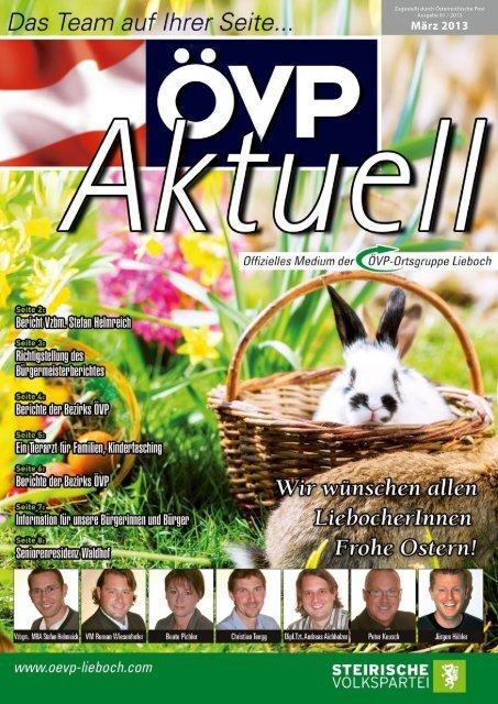 Jänner 2013 - ÖVP Lieboch