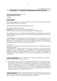 06.06.2011 - ÖVP Lieboch