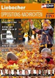 September 2012 - ÖVP Lieboch